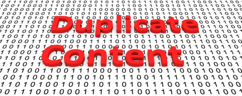Duplicated Content and The Impact on Search Engine Rankings